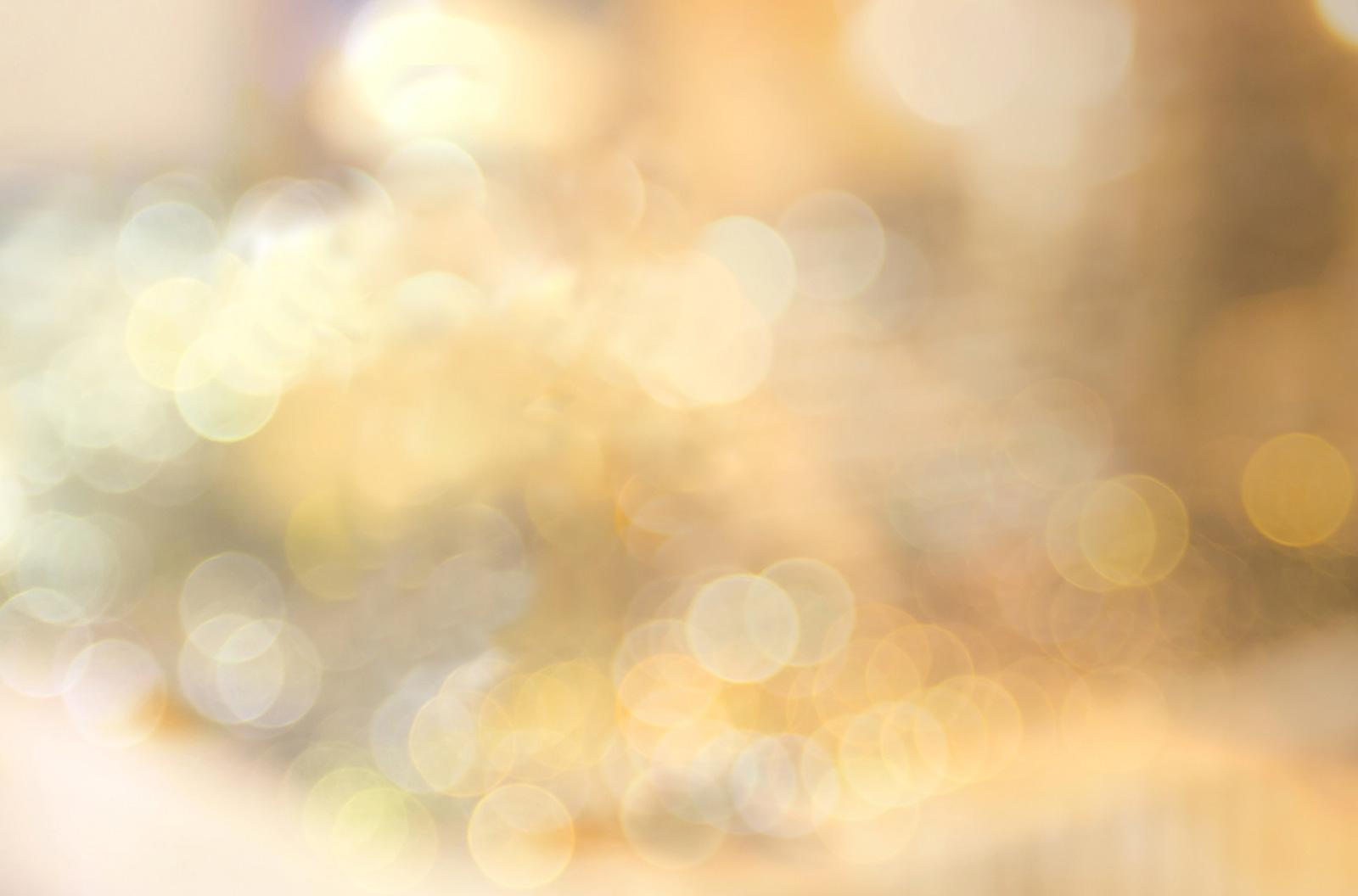 HSMS Golden Lights Background